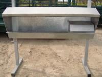 OVINO-CAPRINO - MATERIAL GANADERO-COD. 4013 BEBEDERO PARED 1 M